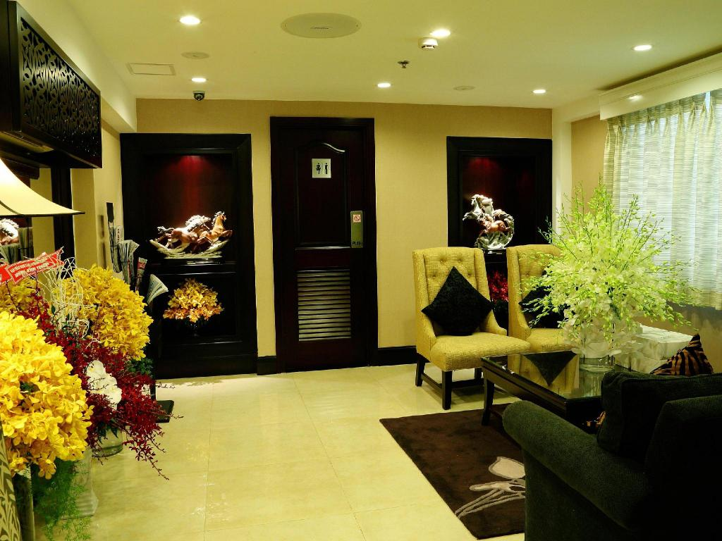 Lobby Anpha Boutique Hotel