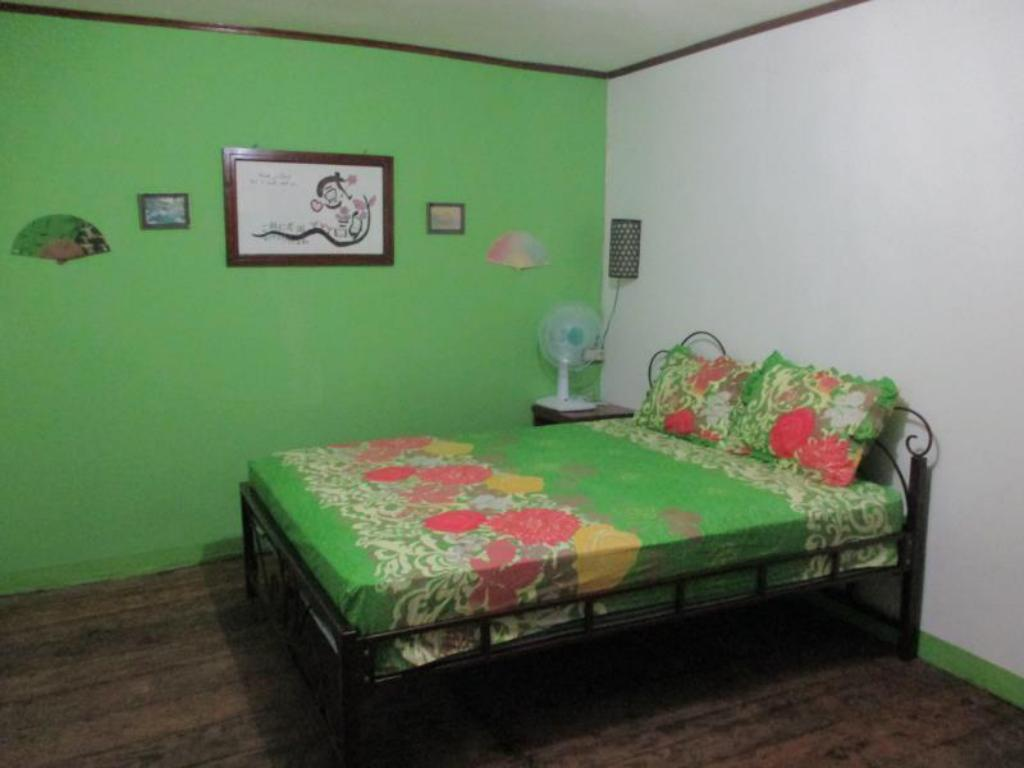 Budget Shared Bathroom - Room plan MJR Ticketing Guest House