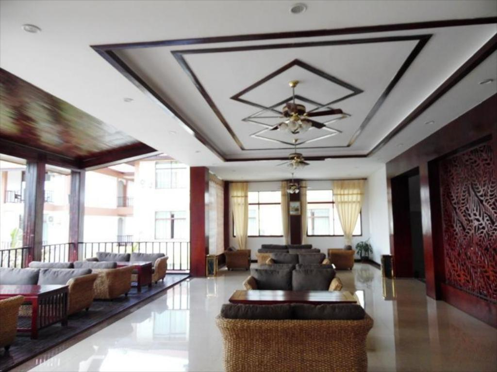 Αίθουσα υποδοχής Xishuangbanna Hotel Managed by Xandria Hotel