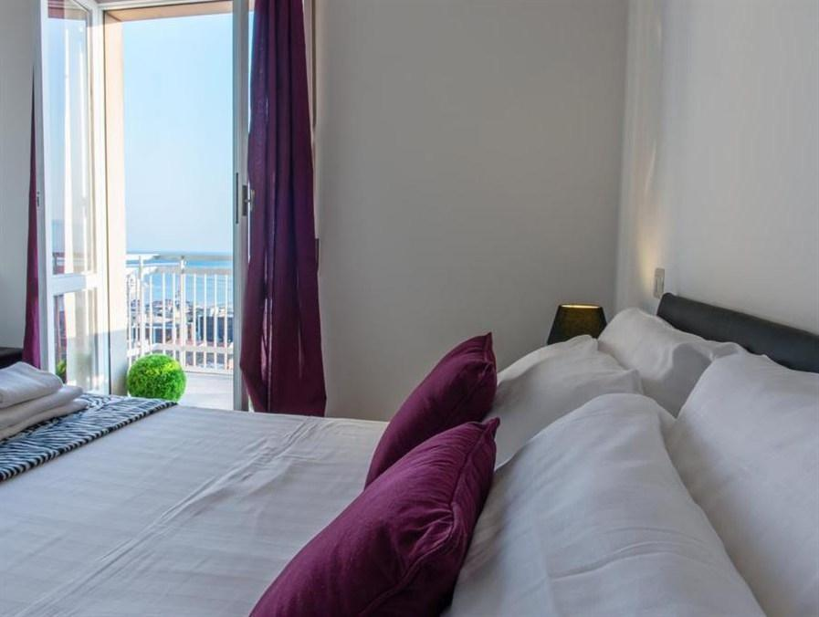 Doppia Vista Mare (Double Room with Sea View)