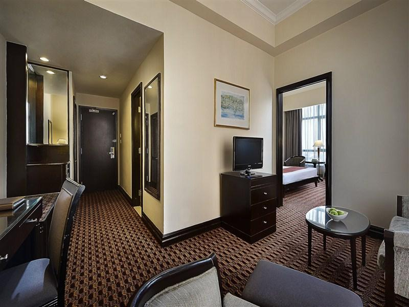 Suite Junior (2 Dewasa 2 Kanak-Kanak) (Junior Suite (2 Adults 2 Children))