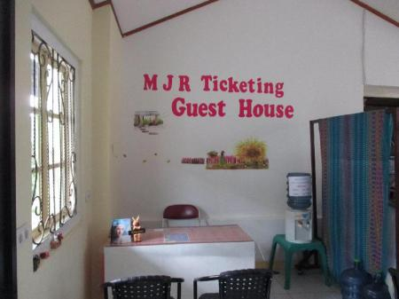 Lobby MJR Ticketing Guest House