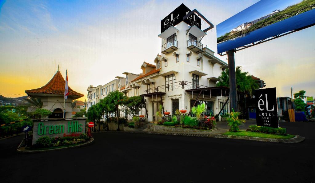 El Hotel Grande Malang Indonesia Jaminan Harga Terbaik Di