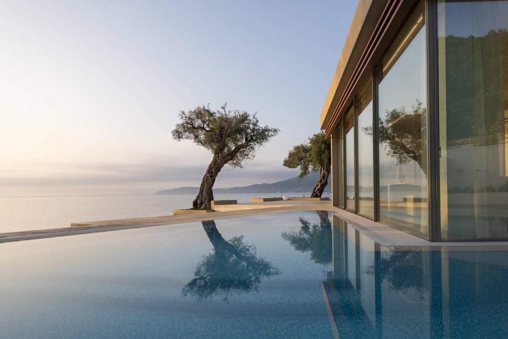 Domes Miramare, a Luxury Collection Resort, Corfu, Korfu ...