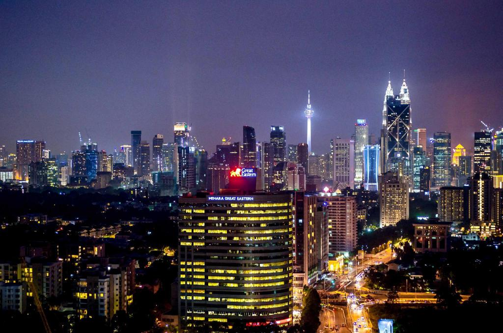 View 3 Towers KL City @ Penguin Homes