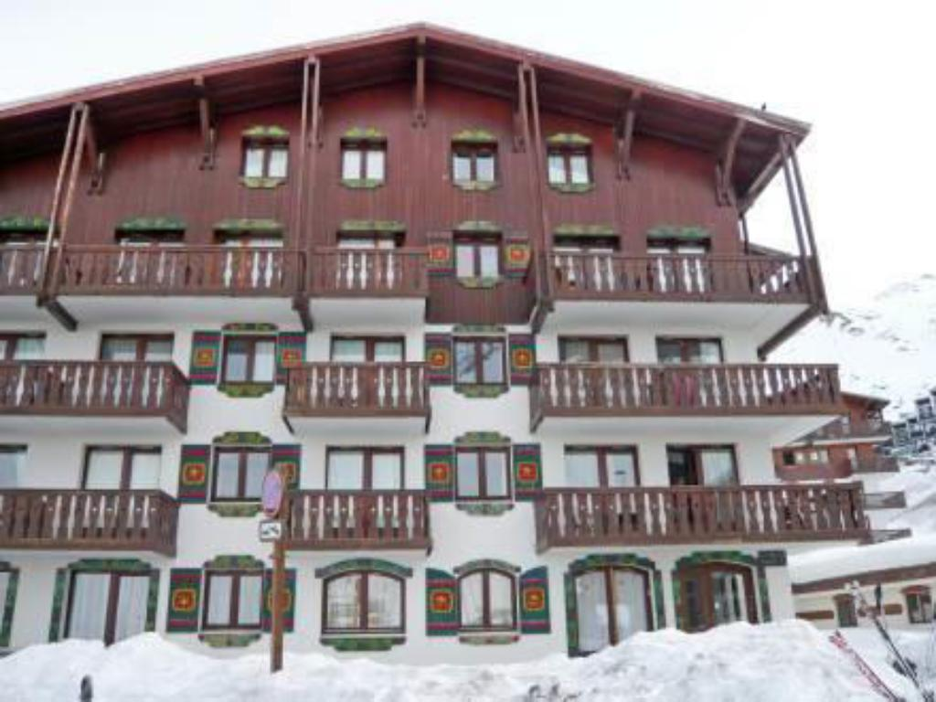Zunanjost Apartment Chalet Club.6