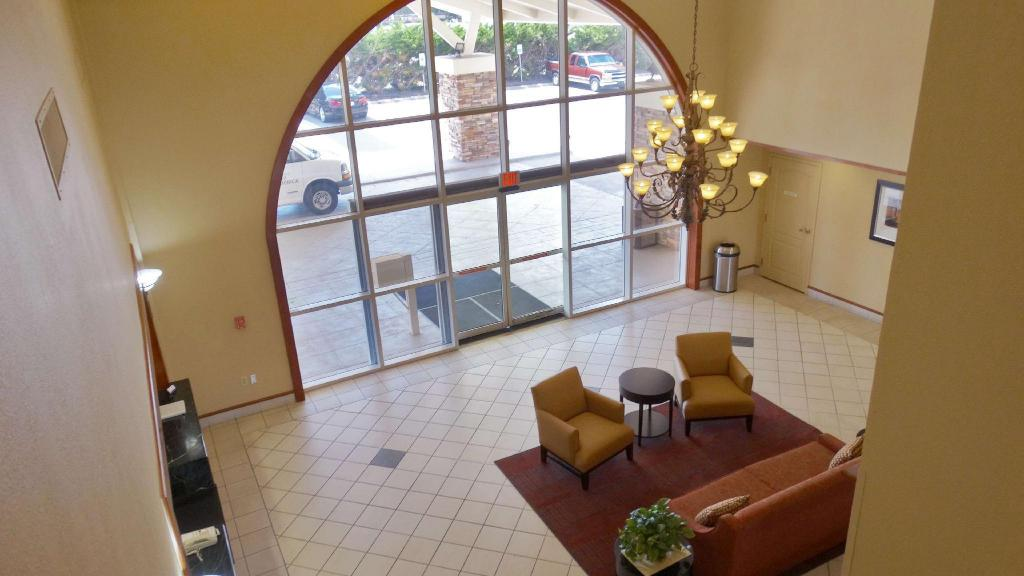 Lobby Extended Stay America Dallas Frankford Road