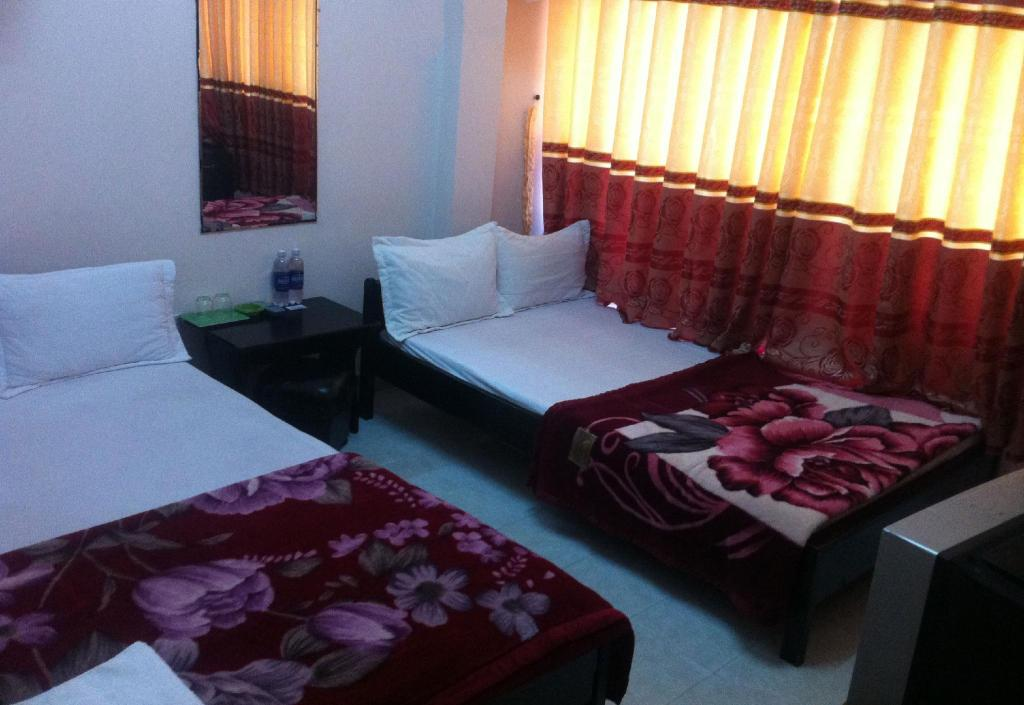 Twin - Krevet Violet Bui Thi Xuan Guest House