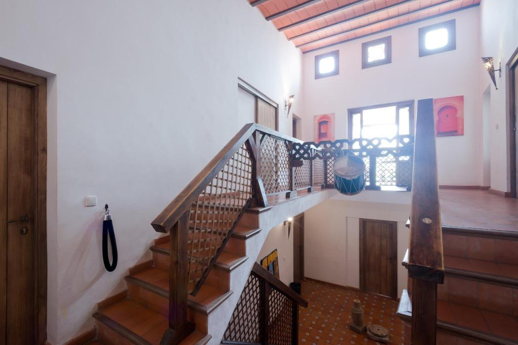 Interior view Casa Bombo Mansion