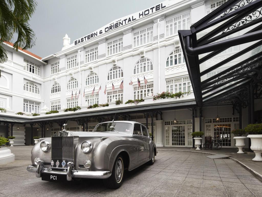 More about Eastern And Oriental Hotel