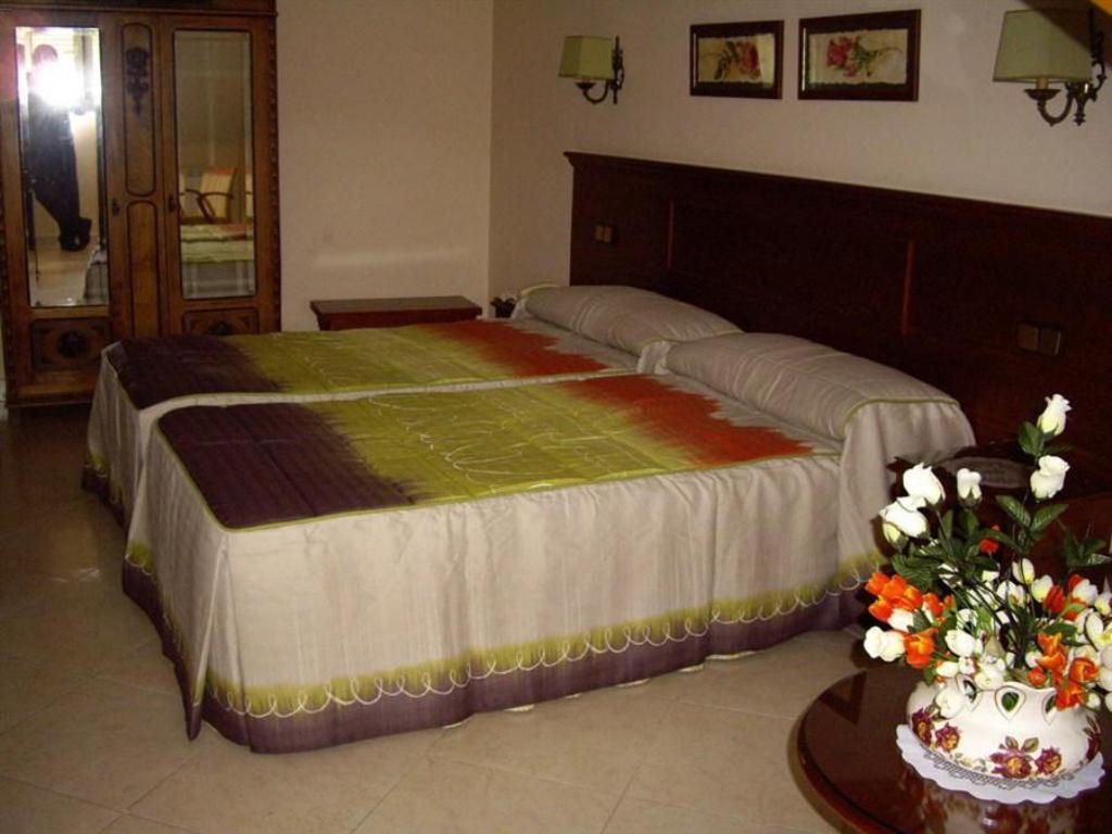 Double or Twin Room Hostal Siete Picos