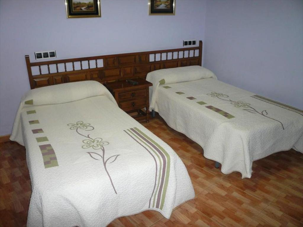 Double or Twin Room - Bed La Pandiña