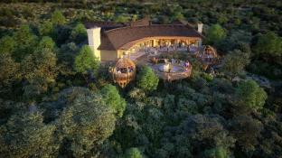 Eagles Crag Lodge at Shamwari Private Game Reserve