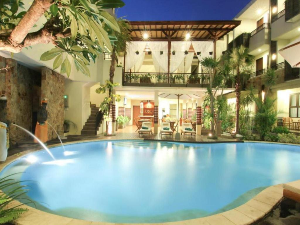 Swimming pool [outdoor] Manggar Indonesia Hotel
