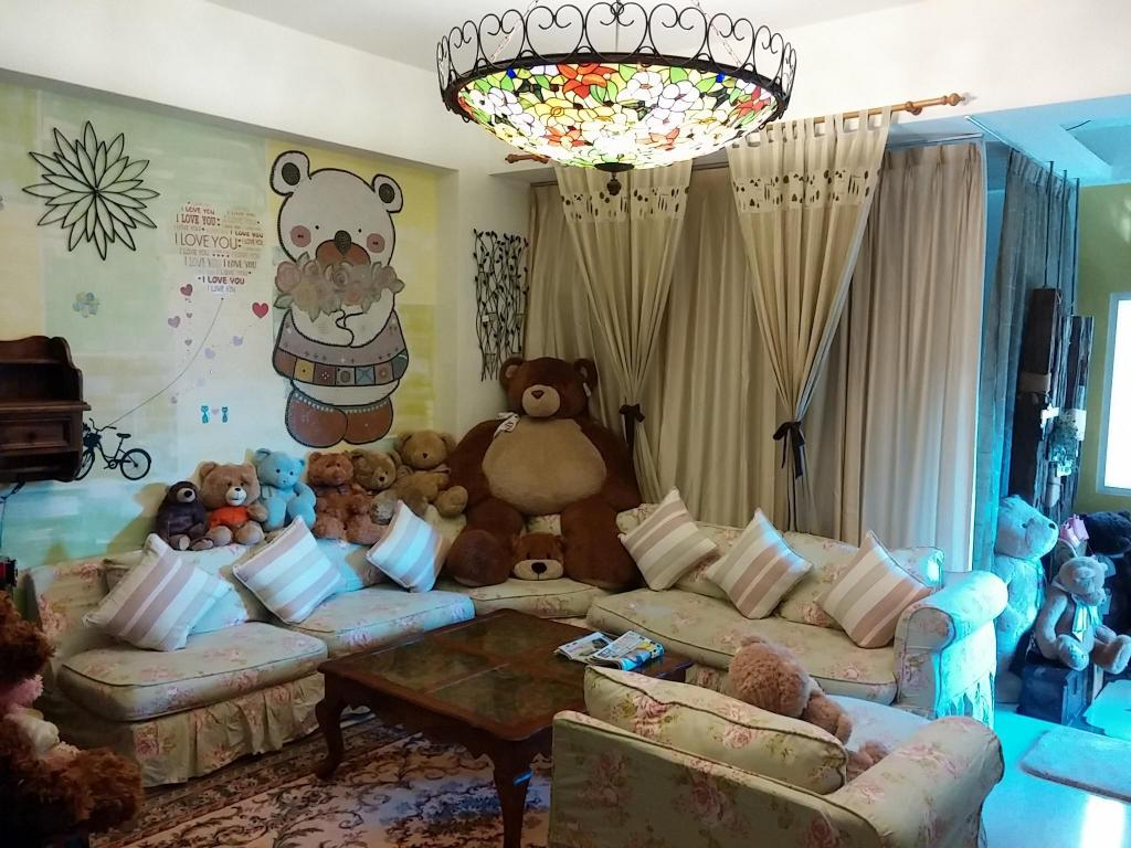 小熊森林民宿 (Hualien The Bear Timerland B & B)