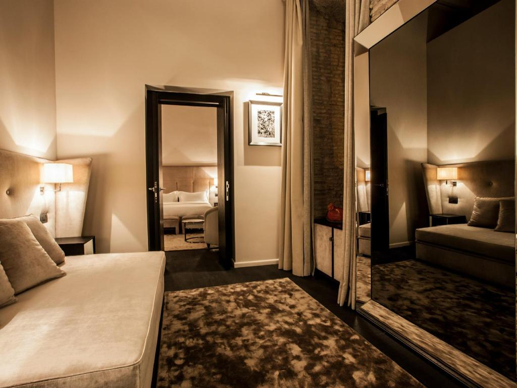 Dom Hotel Roma in Rome - Room Deals, Photos & Reviews