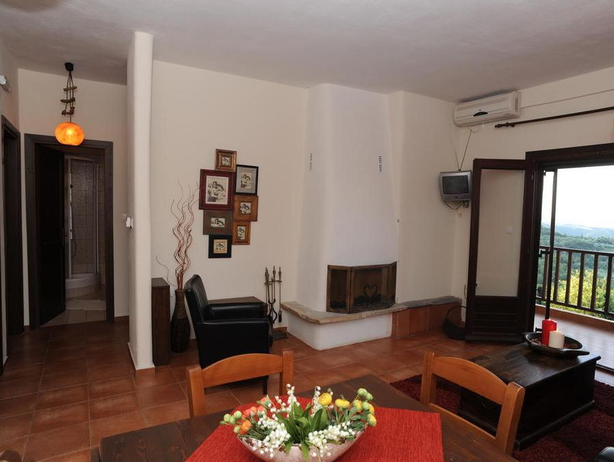 Superior Studio with Fireplace