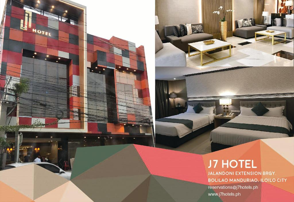 Exterior view J7 HOTEL