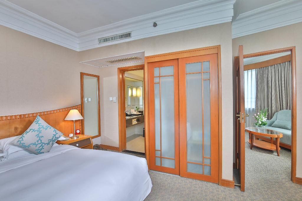 Suite City View - Bed