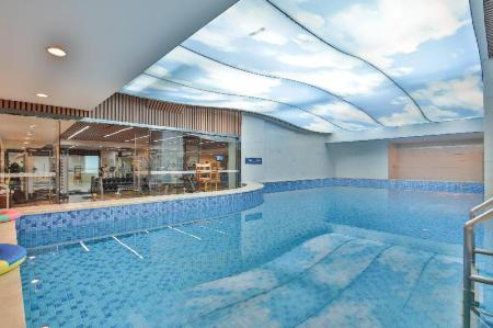 Swimming pool Haihua Hotel Hangzhou
