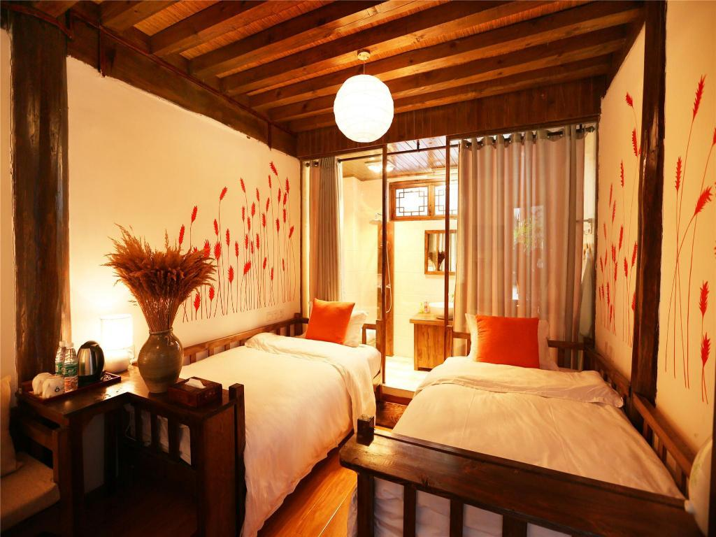 Habitación Lijiang Just Waiting For You Inn