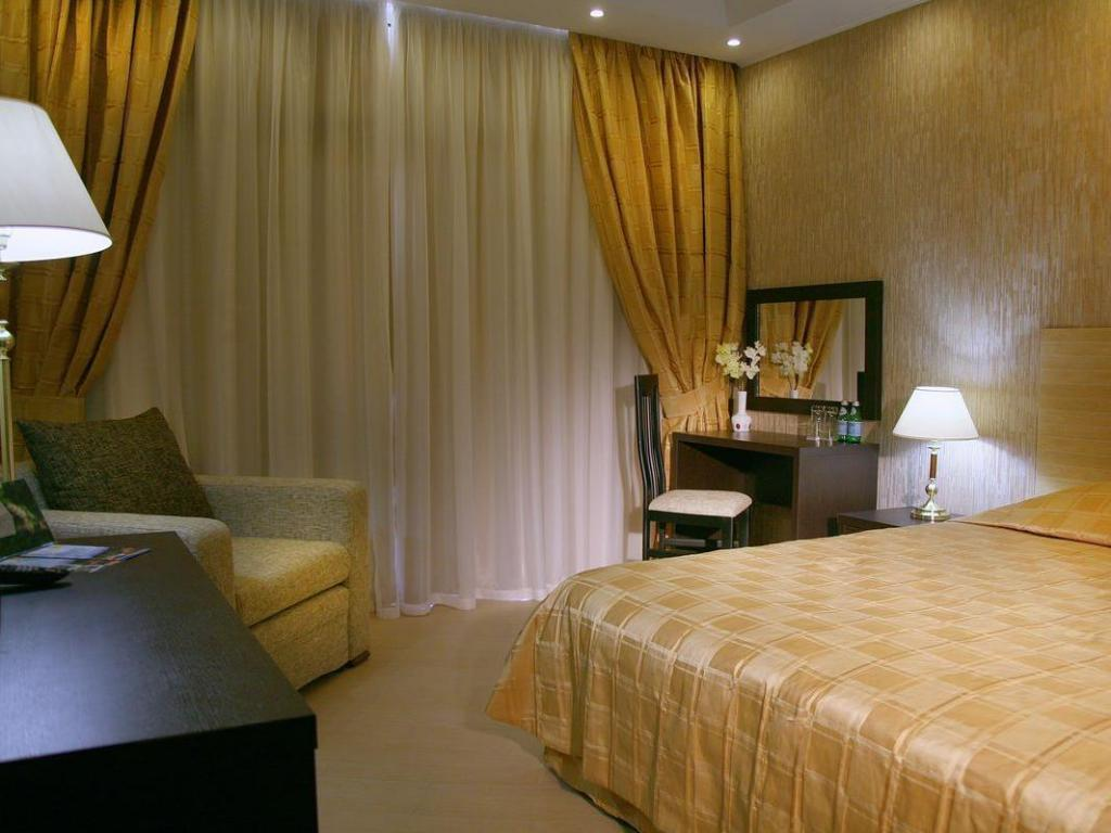 Standard Double or Twin Room - Guestroom Aquamarine Hotel and Spa