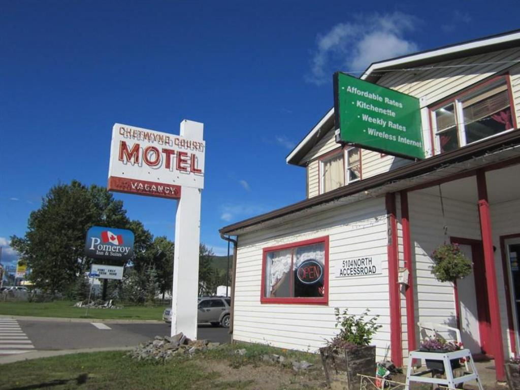 More about Chetwynd Court Motel