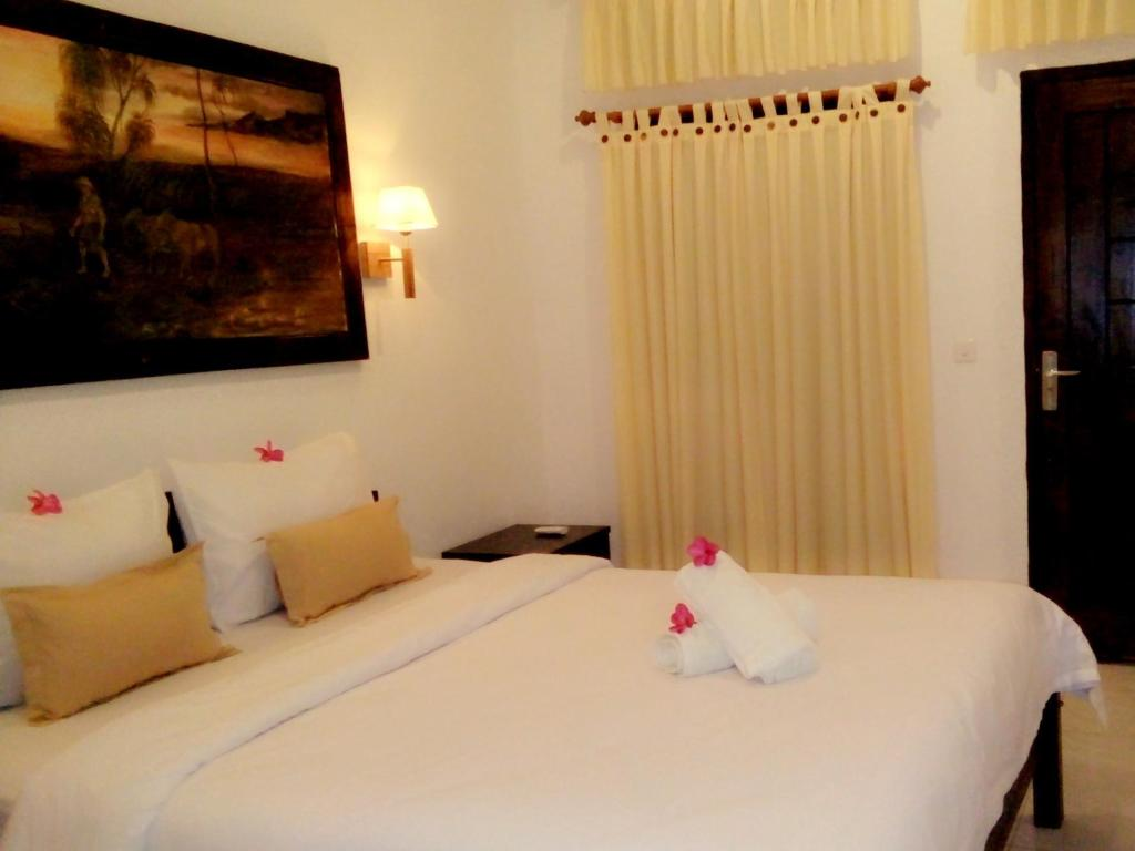 Superior Double Rooms - Bed