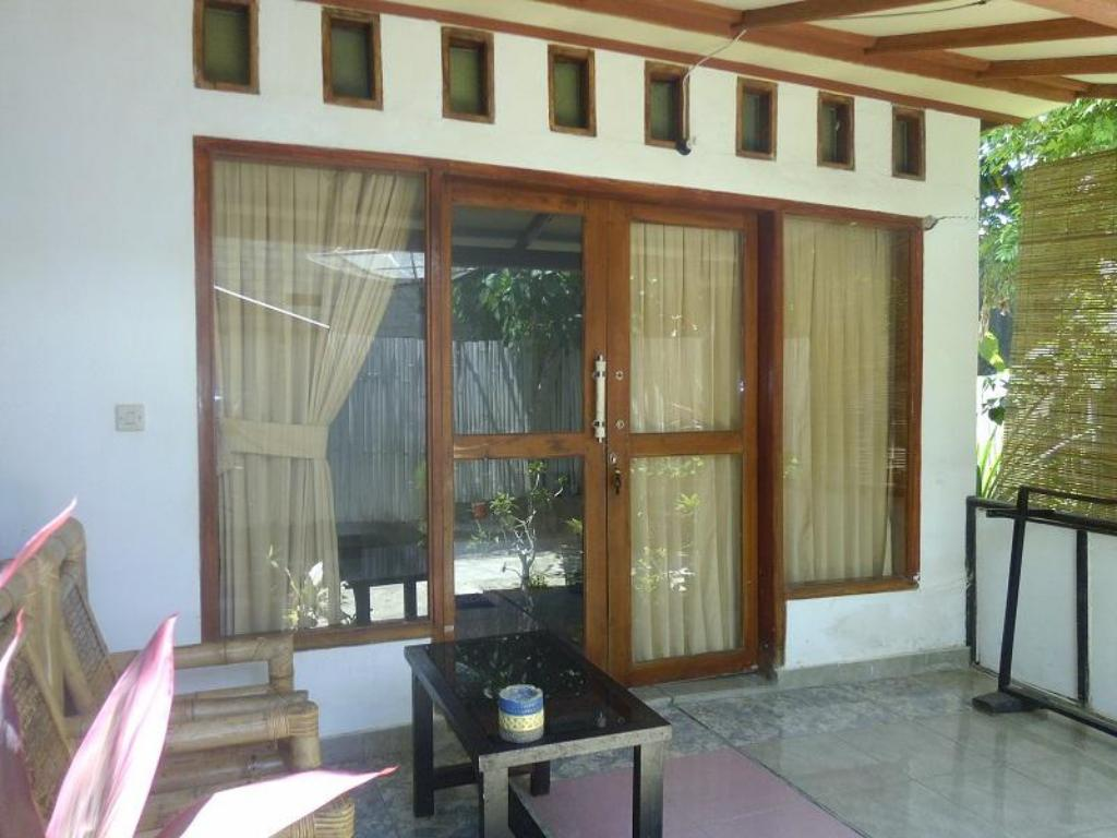 Balcony/terrace Pitara Cottage