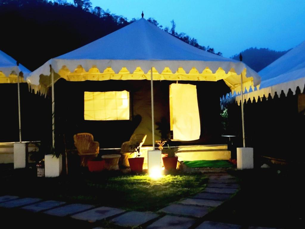 Luxury Tent Camp Aqua Forest