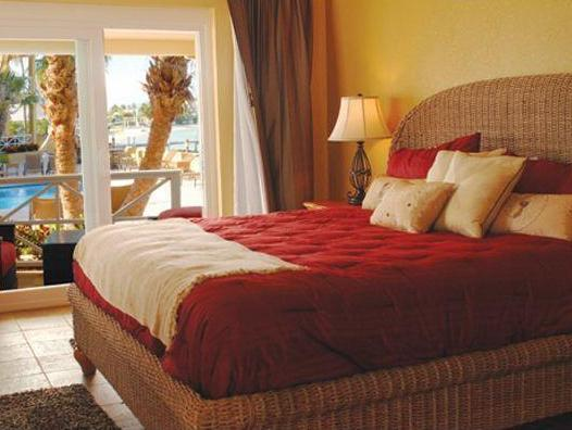 Kamer met Kingsize Bed en Uitzicht op Zee (King Room with Sea View)
