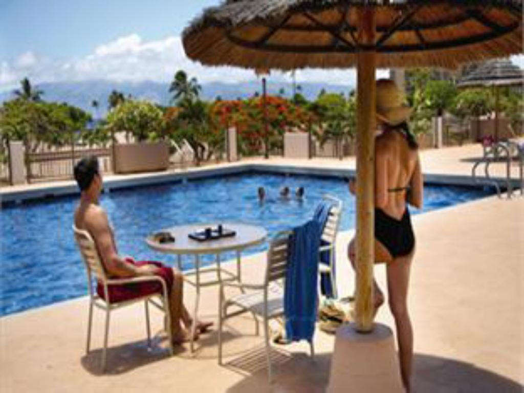 Swimming pool Maui Eldorado Kaanapali by Outrigger