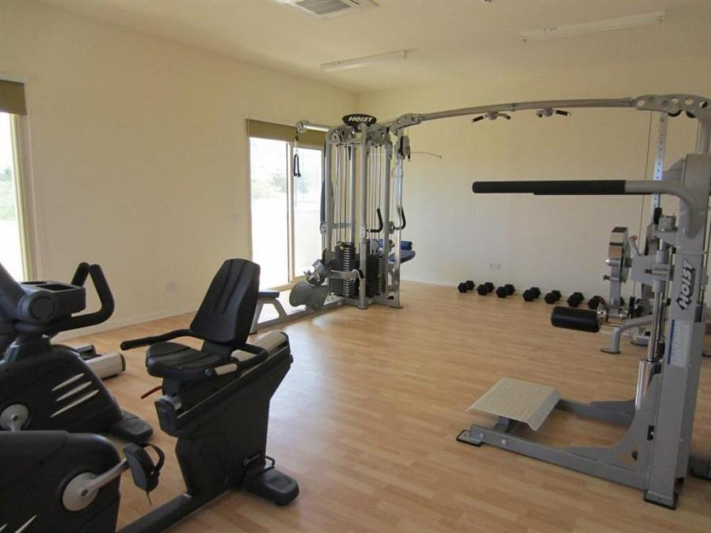 gym Protaras Tennis and Country Club
