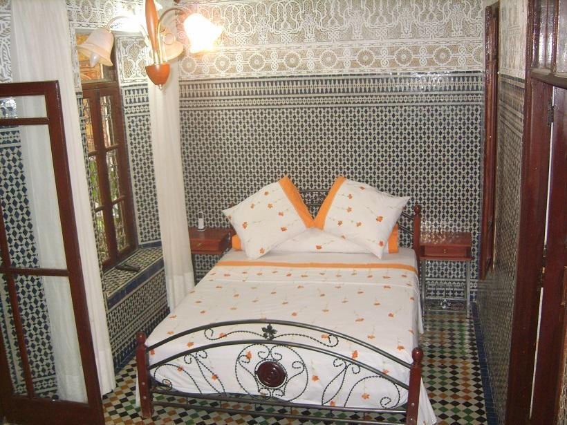 Moroccan Zimmer (Moroccan Room)