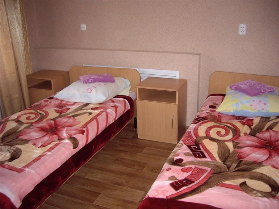 Chambre Twin Confort (Comfort Twin Room)