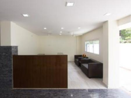 Lobby Cloud Nine Serviced Apartments