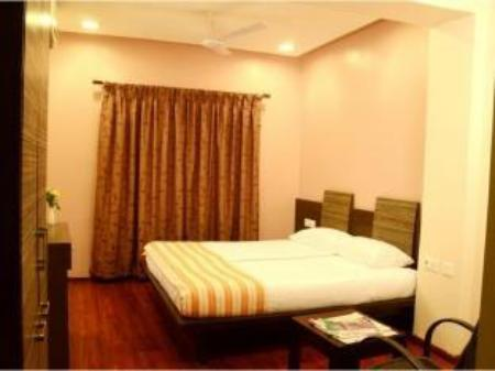 Studio Double Room - Guestroom Rainbow Hotel and Serviced Apartment