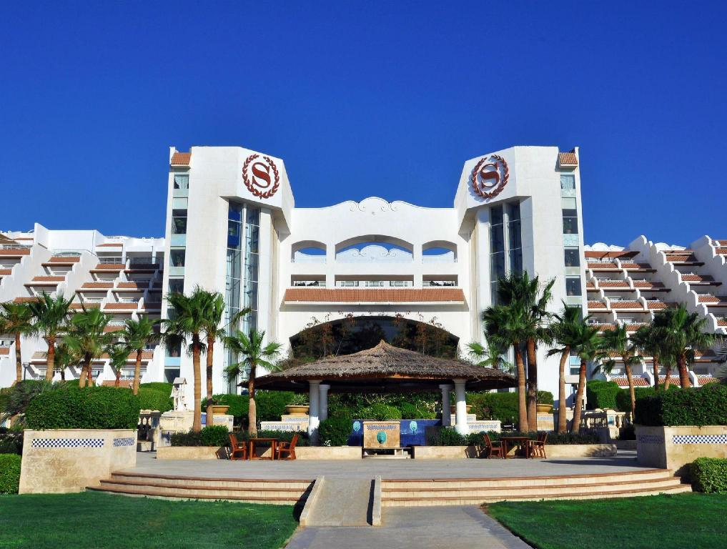 沙姆喜來登Spa別墅度假酒店 (Sheraton Sharm Hotel, Resort, Villas & Spa)