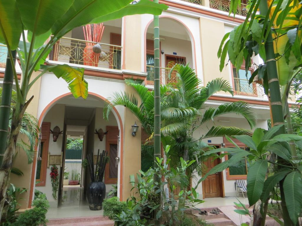 More about Angkor Tropical Resort