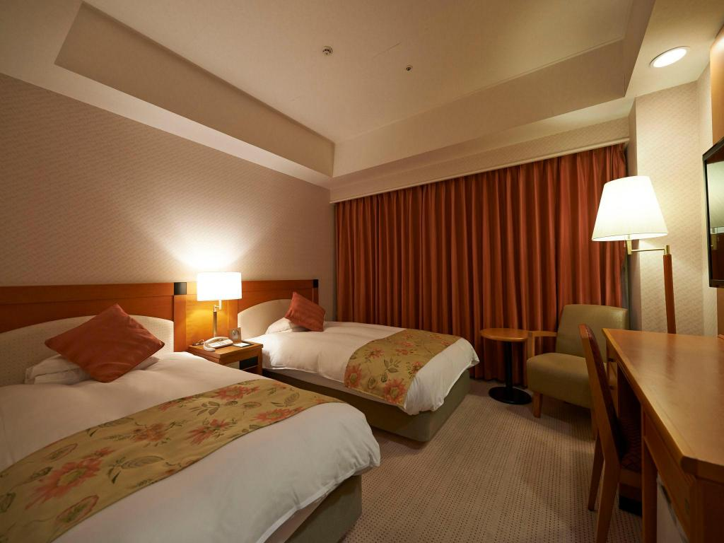 Standard Twin Non-Smoking - Bed Hotel Vischio Amagasaki by GRANVIA