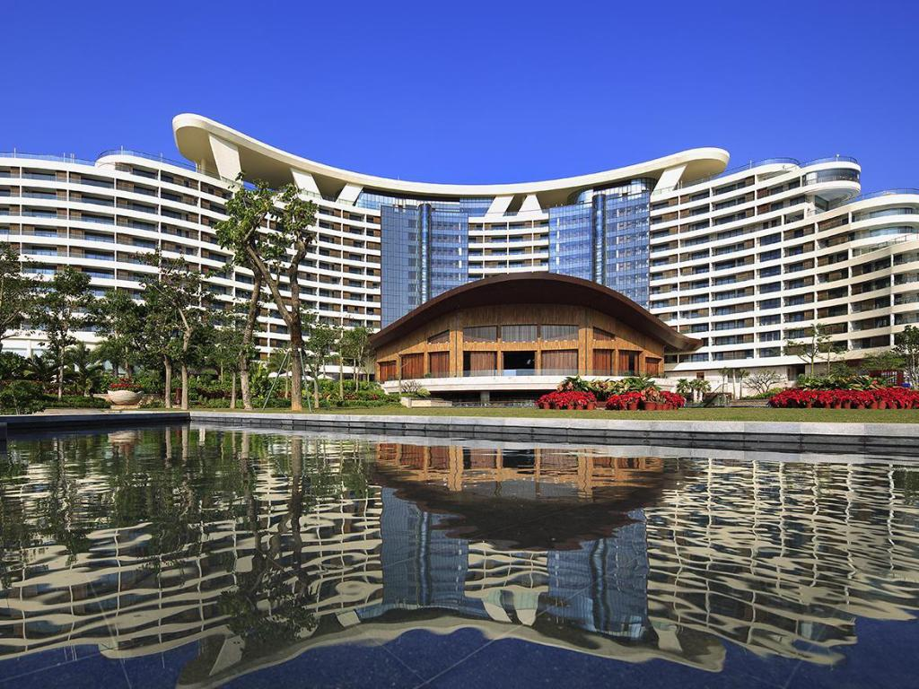 Vairāk par InterContinental Sanya Haitang Bay Resort