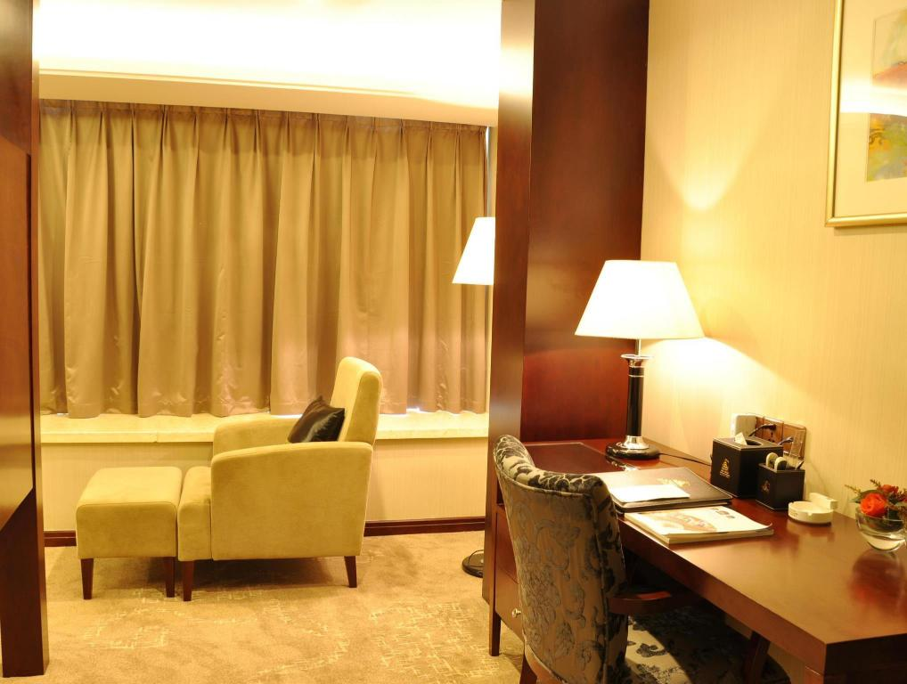 內部裝潢 Best Western Plus Grand Hotel Zhangjiajie