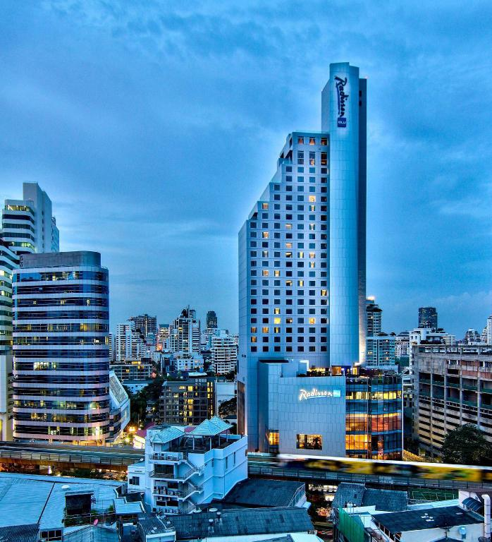 More about Radisson Blu Plaza Bangkok