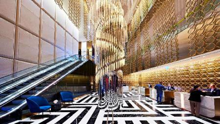 Lobby The Star Grand Hotel and Residences Sydney