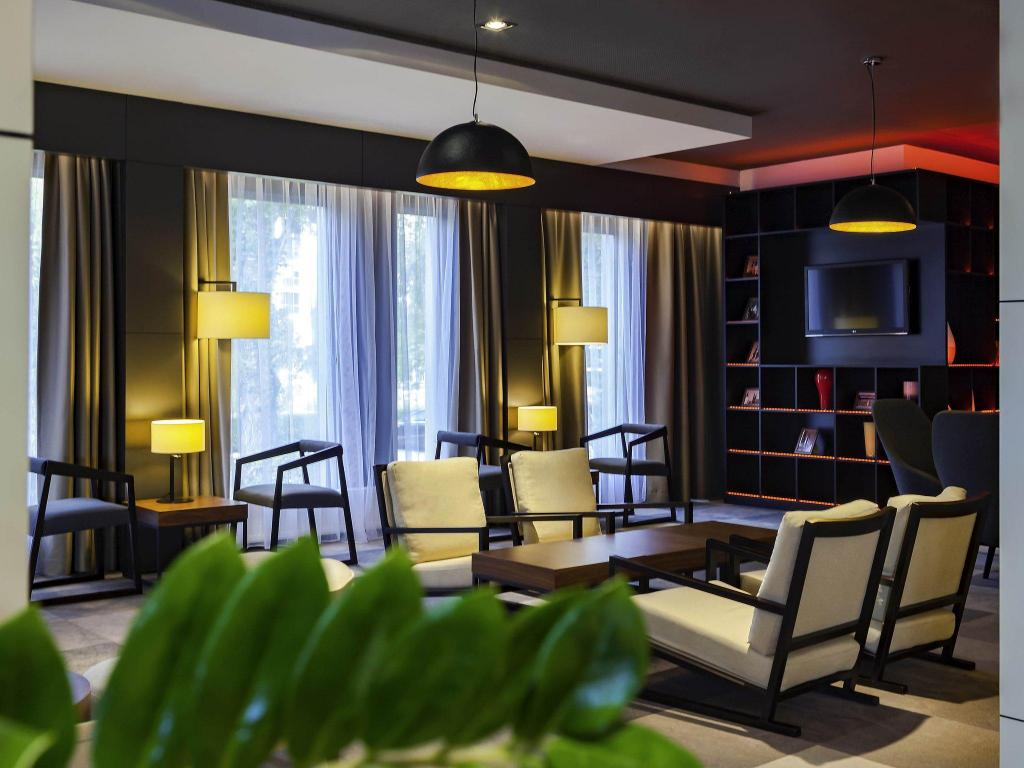 Fuajee Novotel Krakow City West