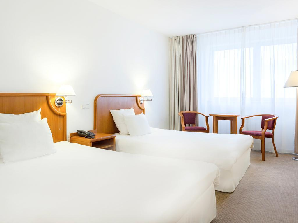VIP tuba Novotel Krakow City West