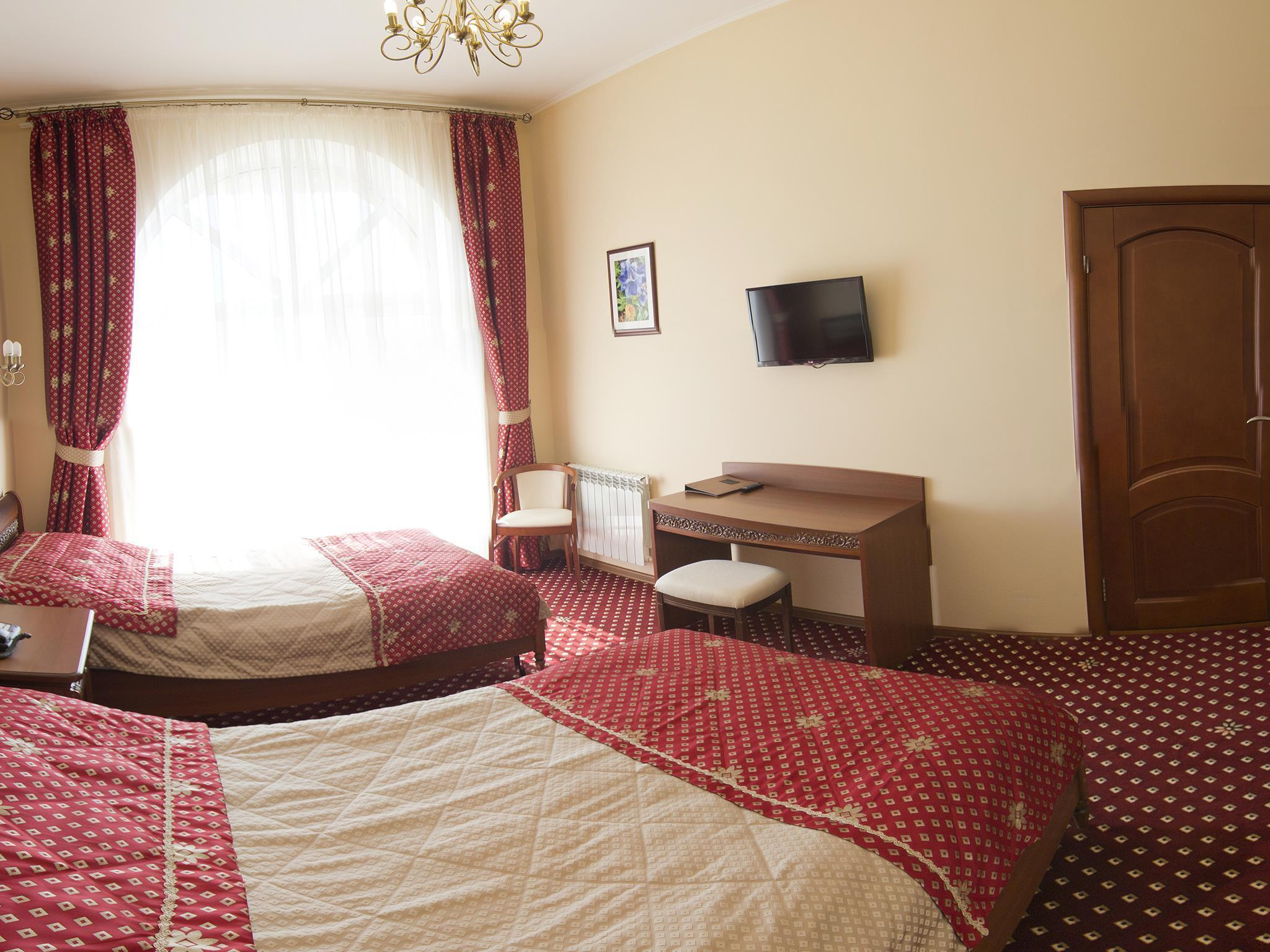 Chambre Twin avec Balcon (Twin Room with Balcony)