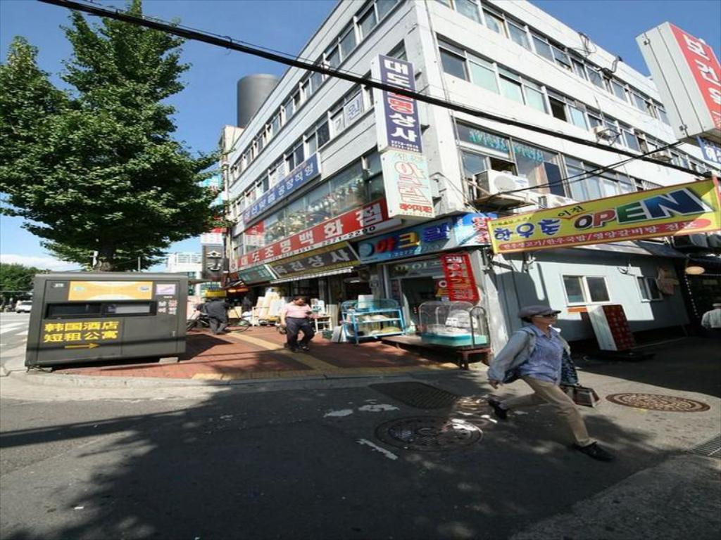 韓國公寓飯店 (Korea Residence and Hotel)