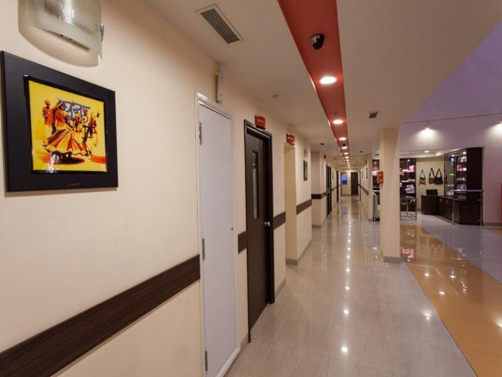 Interior view Ginger Hotel Jaipur