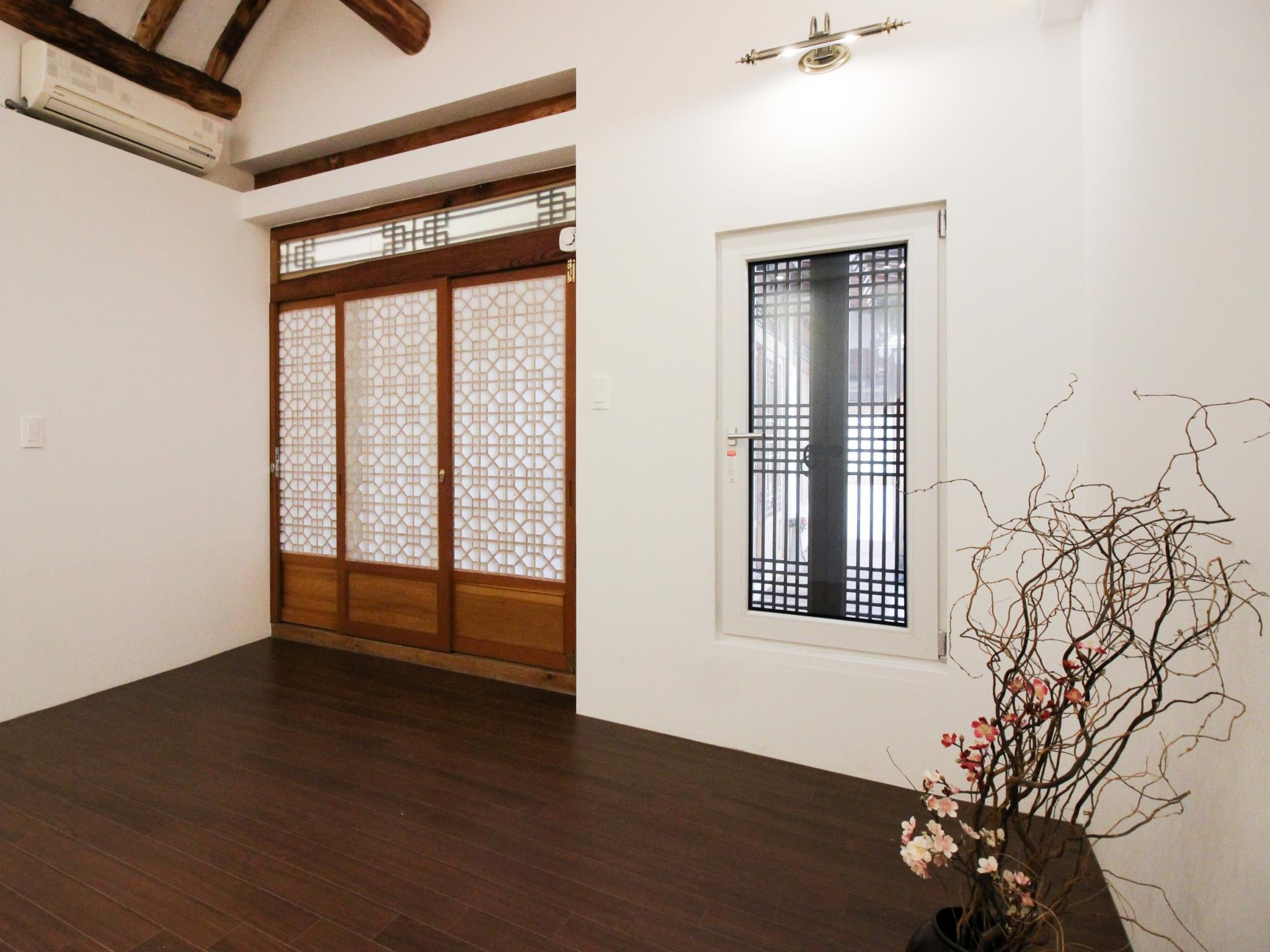 Korean Traditional Ondol Room A